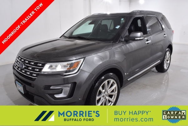 2017 Ford Explorer in Buffalo, MN