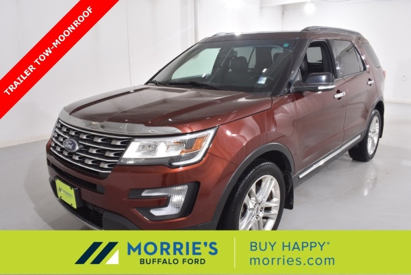 2016 Ford Explorer in Buffalo, MN