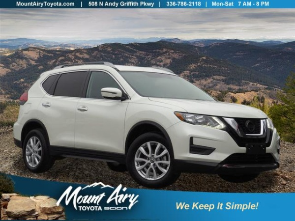 2018 Nissan Rogue in Mount Airy, NC