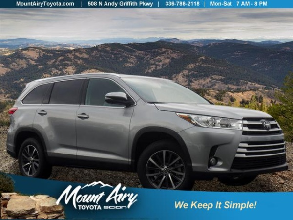 2019 Toyota Highlander in Mount Airy, NC