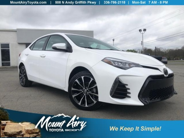 2019 Toyota Corolla in Mount Airy, NC