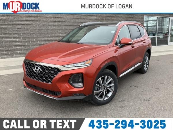 2020 Hyundai Santa Fe in Logan, UT