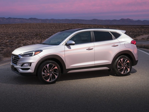 2020 Hyundai Tucson in Logan, UT