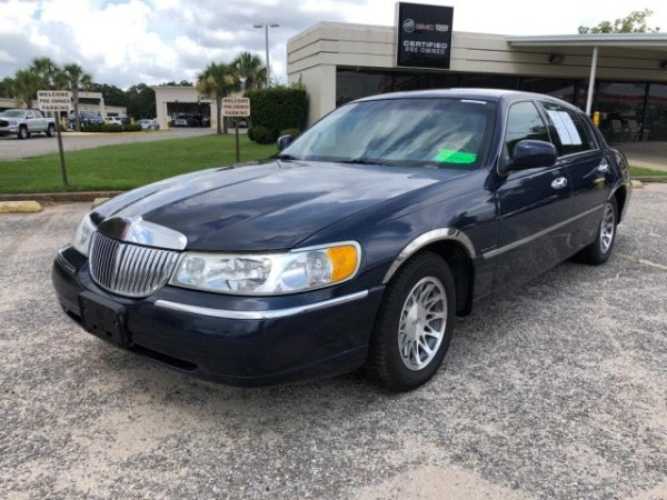 Used Lincoln Town Car For Sale In Mobile Al U S News World Report