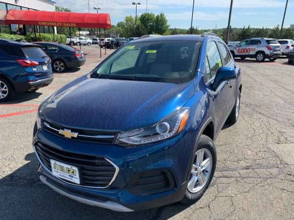 2020 Chevrolet Trax in Needham Heights, MA