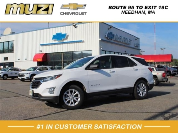 2020 Chevrolet Equinox in Needham Heights, MA
