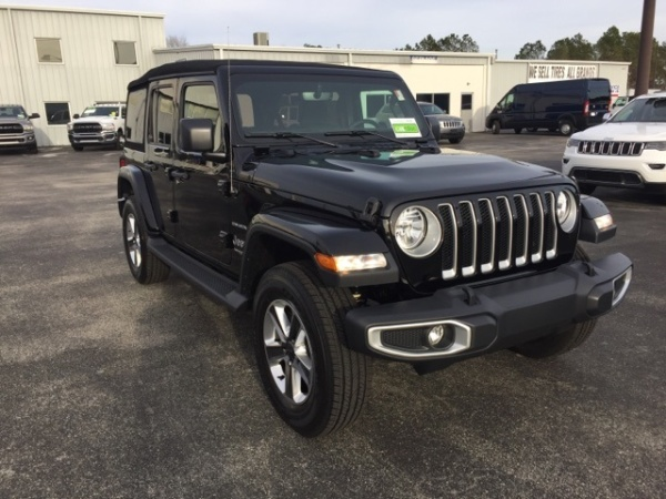 2020 Jeep Wrangler in Shallotte, NC
