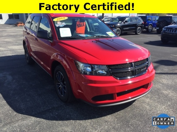 2018 Dodge Journey in Shallotte, NC