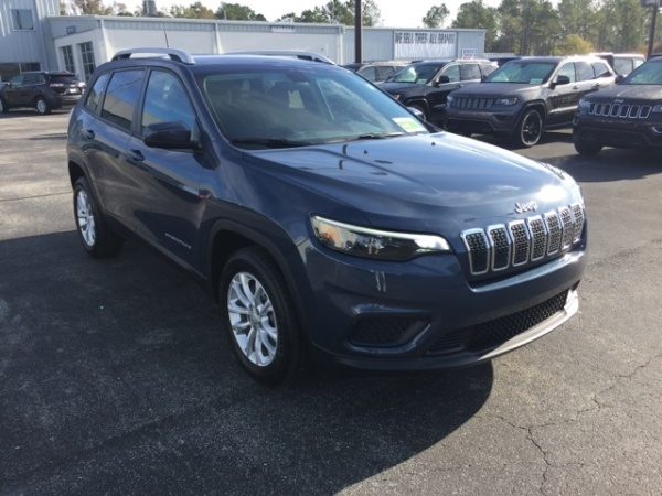 2020 Jeep Cherokee in Shallotte, NC