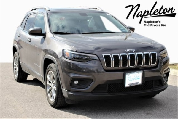 2019 Jeep Cherokee in St. Peters, MO