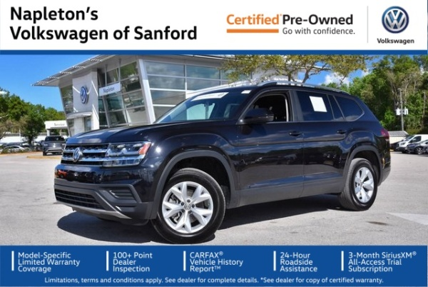 2019 Volkswagen Atlas in Sanford, FL