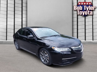 Used 2015 Acura TLX With Technology Package V6 SH AWD For Sale In Pensacola,