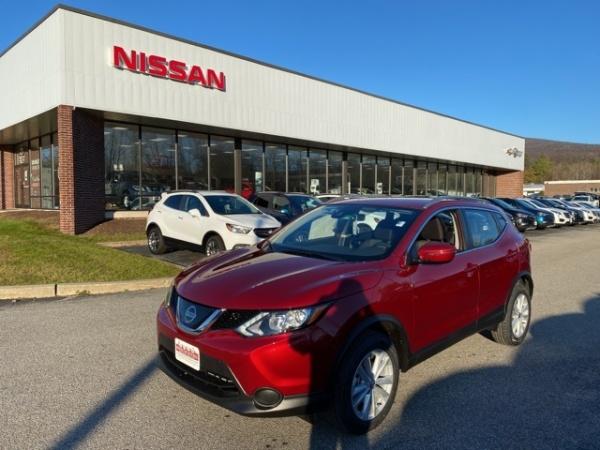 2019 Nissan Rogue Sport in Bennington, VT