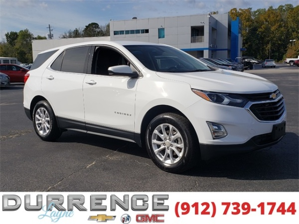 2018 Chevrolet Equinox in Claxton, GA