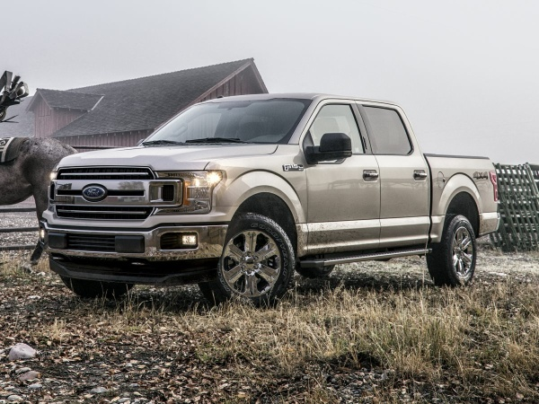 2019 Ford F-150 in Claxton, GA