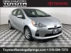 2014 Toyota Prius c Four for Sale in Saratoga Springs, NY