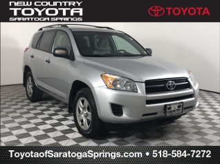 Used 2012 Toyota RAV4 I4 4WD For Sale In Saratoga Springs, NY