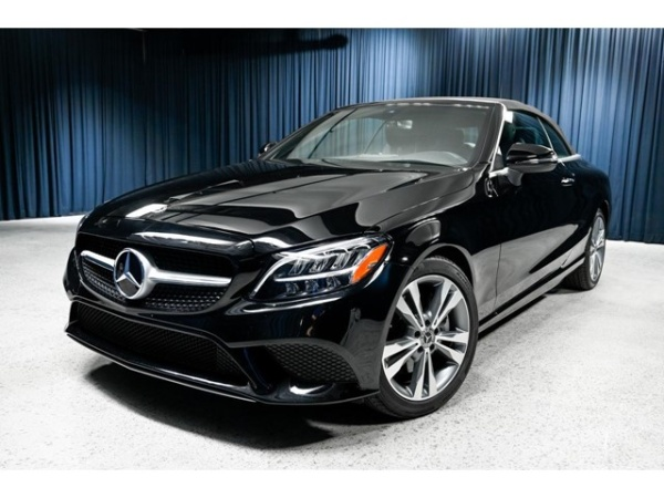 Mercedes Benz Of Scottsdale >> 2019 Mercedes Benz C Class C 300 Cabriolet For Sale In