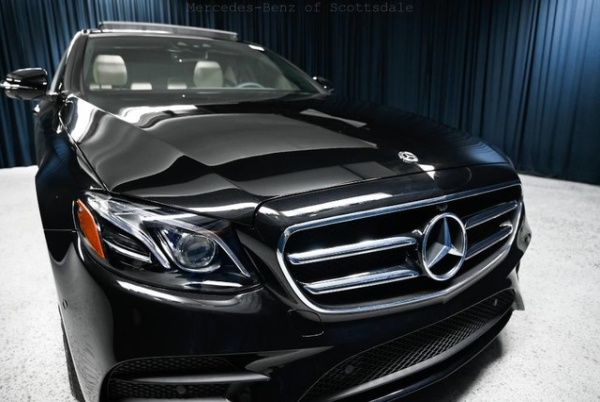 Mercedes Benz Of Scottsdale >> 2020 Mercedes Benz E Class E 450 For Sale In Scottsdale Az