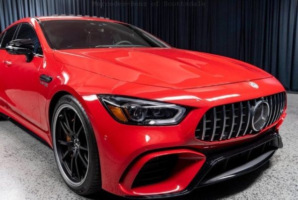 Mercedes Benz Scottsdale >> 2019 Mercedes Benz Amg Gt Amg Gt 63 For Sale In Scottsdale