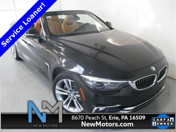 2019 BMW 4 Series in Erie, PA
