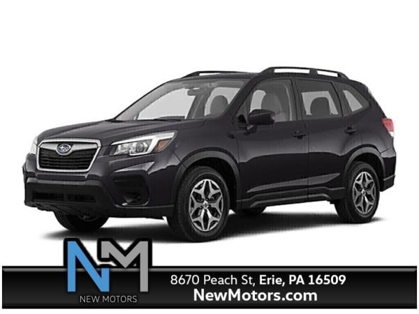 2020 Subaru Forester in Erie, PA
