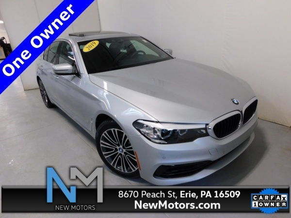 2019 BMW 5 Series in Erie, PA