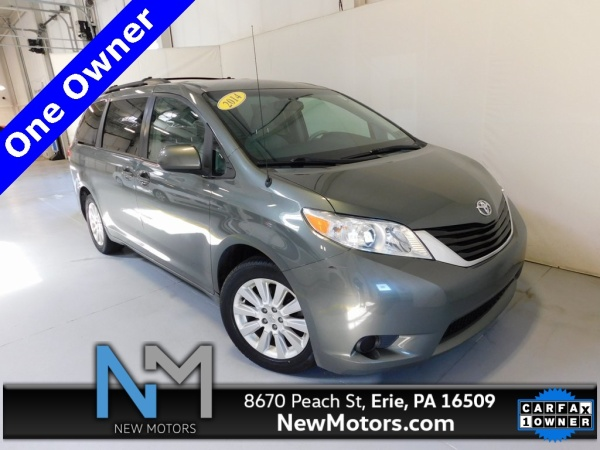 2014 Toyota Sienna in Erie, PA
