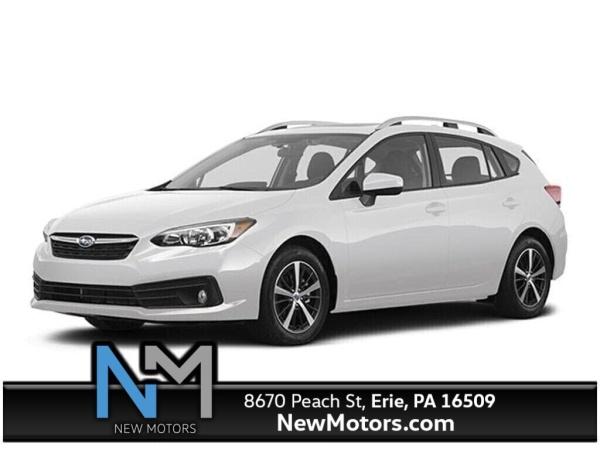 2020 Subaru Impreza in Erie, PA