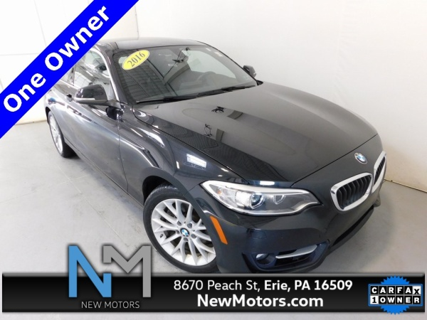 2016 BMW 2 Series in Erie, PA