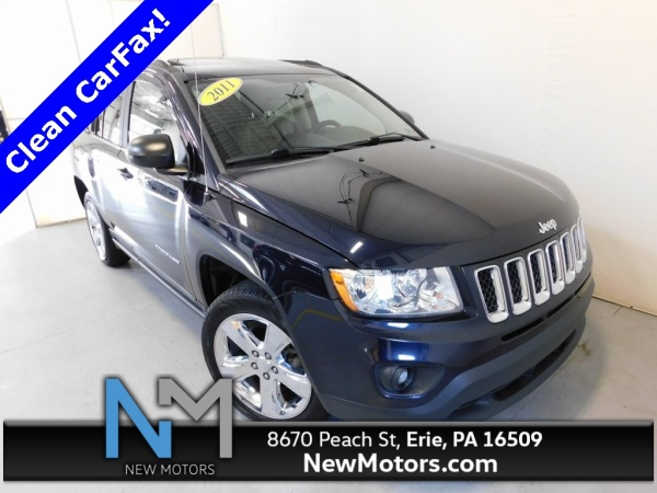 2011 Jeep Compass Limited 4WD For Sale in Erie, PA | TrueCar