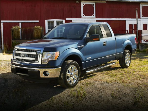 2014 Ford F-150 in Newberg, OR