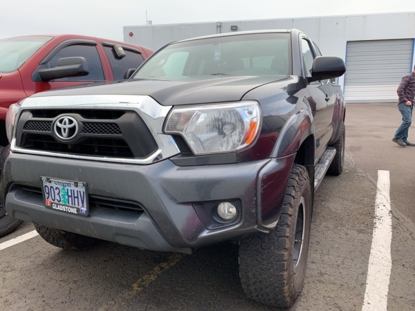 2012 Toyota Tacoma in Newberg, OR