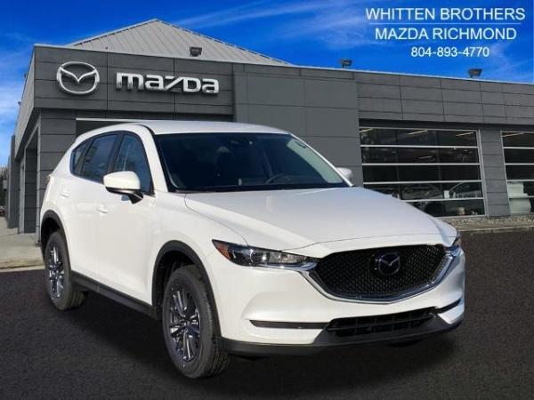 2020 Mazda CX-5 in Richmond, VA