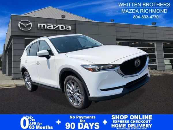 2020 Mazda CX-5 in Richmond, VA