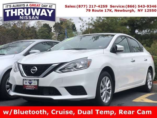 2019 Nissan Sentra in Newburgh, NY