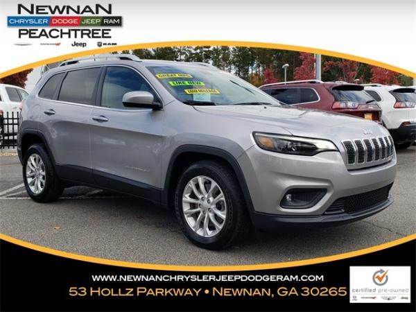 2019 Jeep Cherokee in Newnan, GA