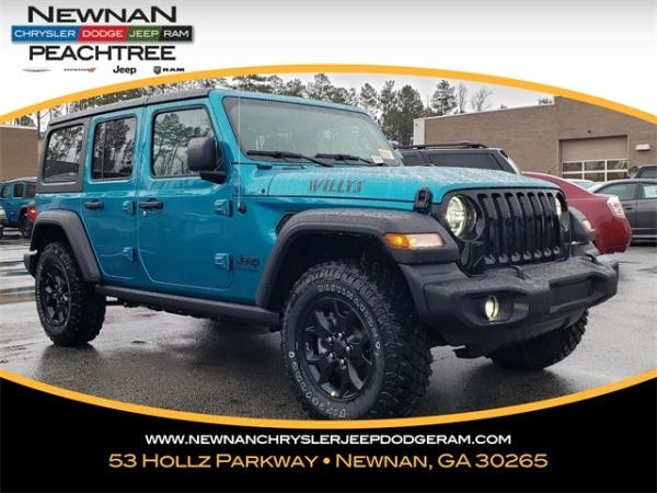 2020 Jeep Wrangler in Newnan, GA