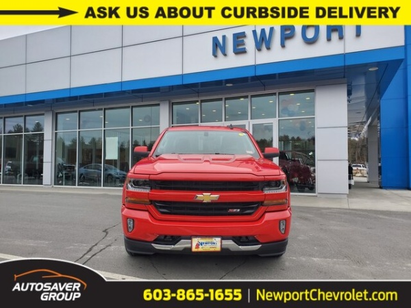 2017 Chevrolet Silverado 1500 in Newport, NH