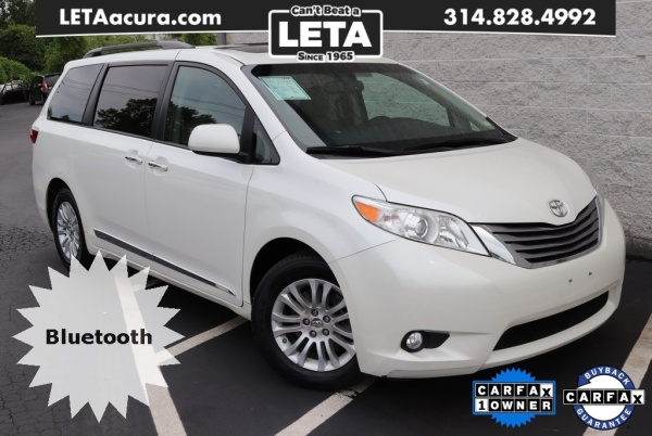 2016 Toyota Sienna in St Louis, MO