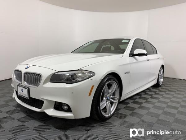 2016 BMW 5 Series in San Antonio, TX