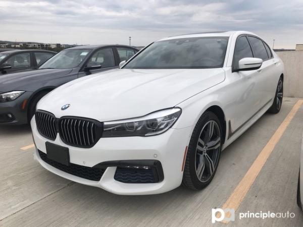 2016 BMW 7 Series in San Antonio, TX