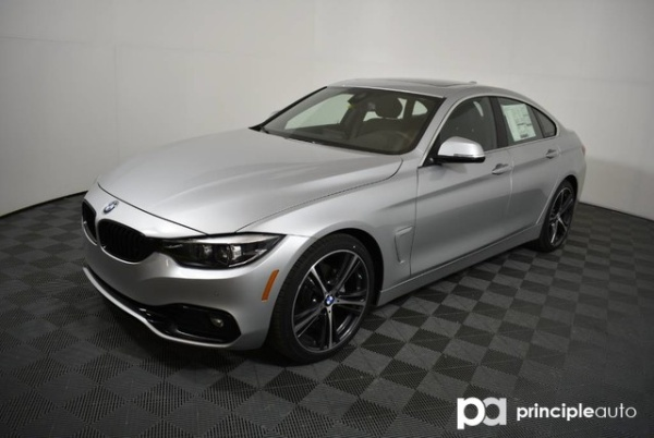 2020 BMW 4 Series in San Antonio, TX