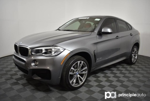 2016 BMW X6 in San Antonio, TX