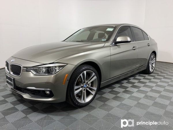 2016 BMW 3 Series in San Antonio, TX