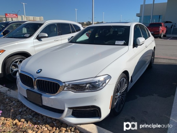 2017 BMW 5 Series in San Antonio, TX