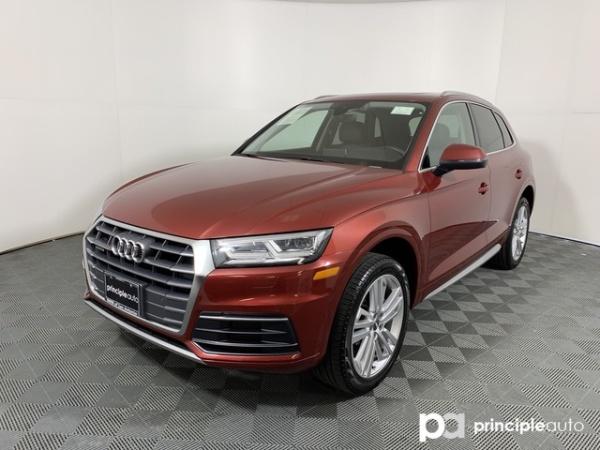 2018 Audi Q5 in San Antonio, TX