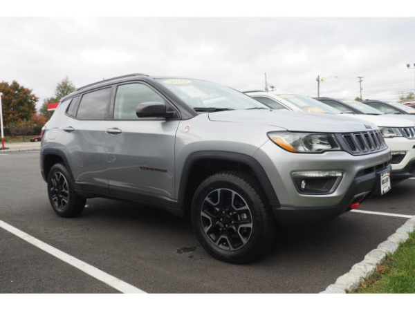 2019 Jeep Compass in East Hanover, NJ