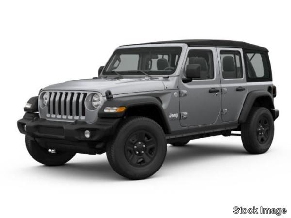 2020 Jeep Wrangler in East Hanover, NJ