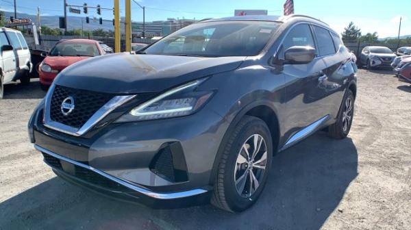 2019 Nissan Murano in Reno, NV